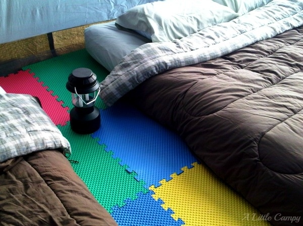 foam BuzzFeeds 41 Camping Hacks That Are Borderline Genius