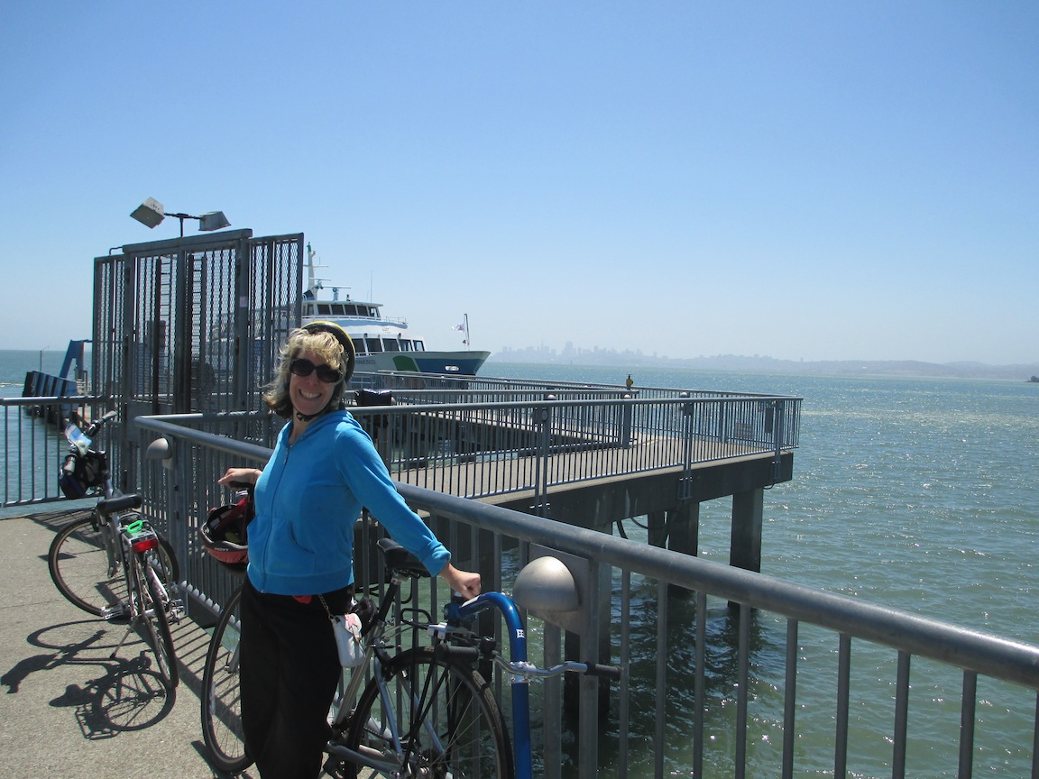 ship  San Francisco   A Memorable Two Wheel Adventure, Biking The Golden Gate Bridge